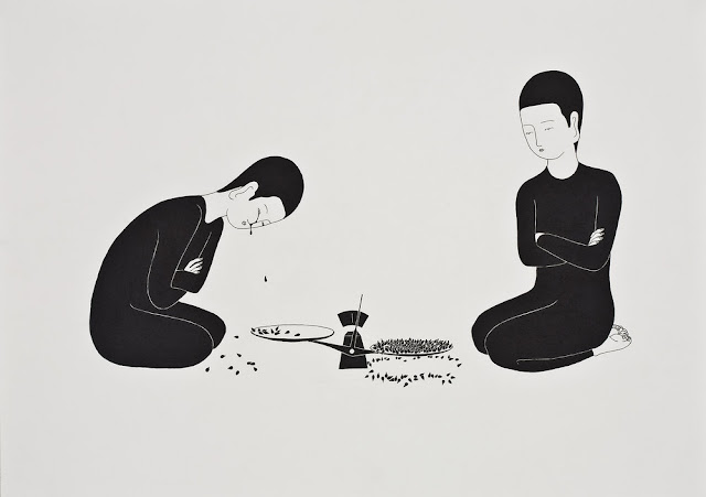 "Moonassi - ""Tear drop competition"" - 2010 