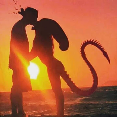 Funny alien love fail picture