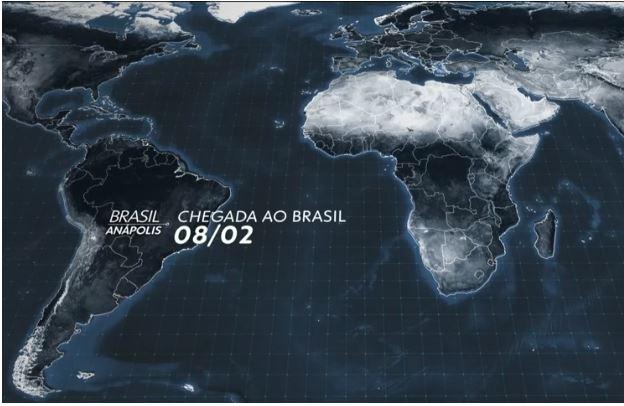 Como será a quarentena dos brasileiros que chegarem da China?