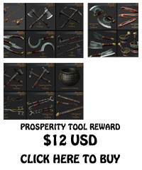 For Sale Prosperity Tool Reward