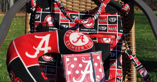 Crimson Tide Thank You Gift Package
