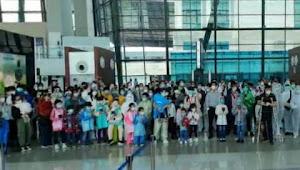 Terkatung-katung di Bandara Gara-Gara Ditolak Negaranya, 208 WNA China Dikasih Kesempatan Lagi Tinggal di Indonesia