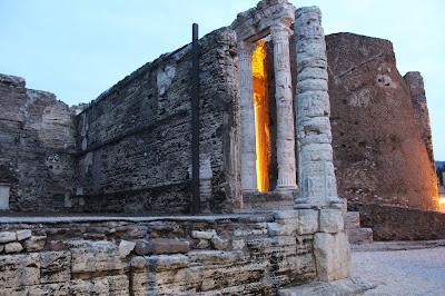 il tempio della SIbilla a Tivoli