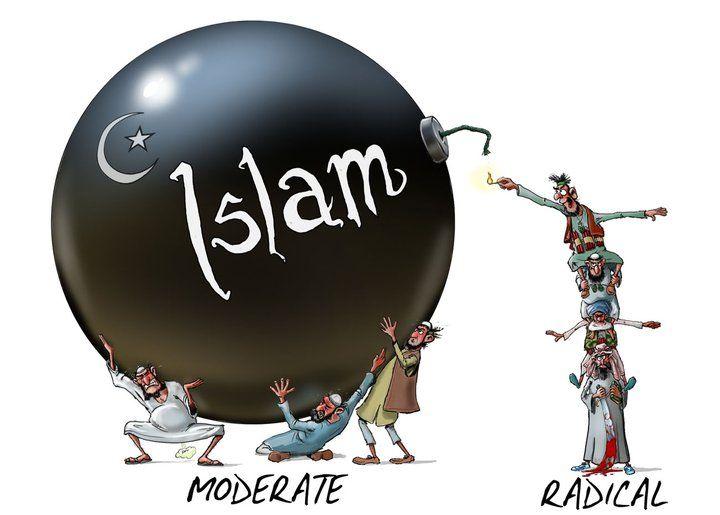 Indonesia Layak Jadi Rujukan Islam Moderat