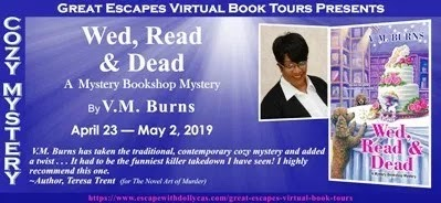 Upcoming Blog Tour 5/2/19