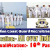 Indian Coast Guard Recruitment – MT Driver, Sheet Fitter & Other Posts – Apply Now