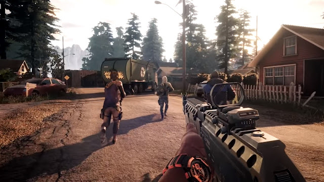 Earthfall Highly Compressed Free Download For Pc