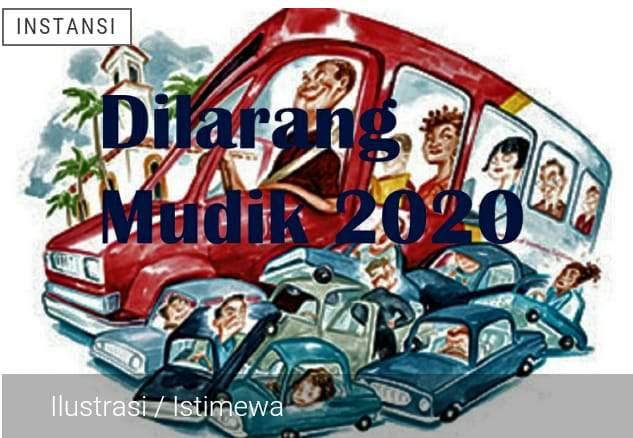 24 April 2020, Larangan Mudik Resmi Diberlakukan >> https://www.onlinepantura.com/2020/04/24-april-2020-larangan-mudik-resmi.html