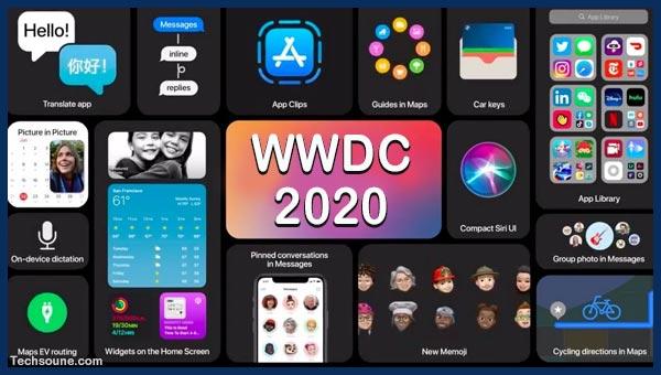 Apple في WWDC 2020