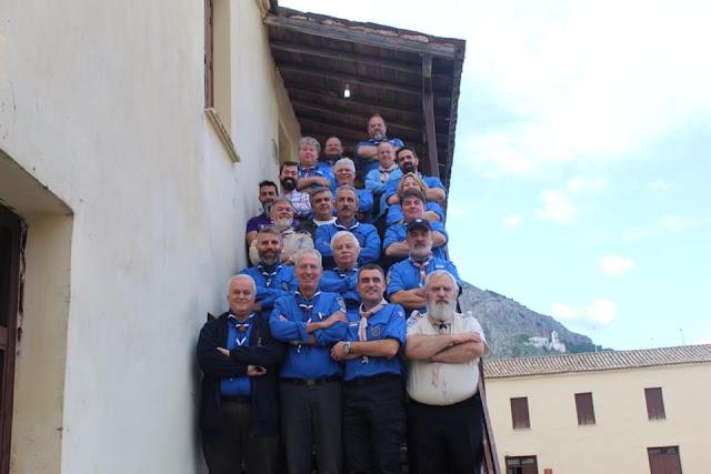 Εκπαίδευση Παλαιών Προσκόπων στο Άργος