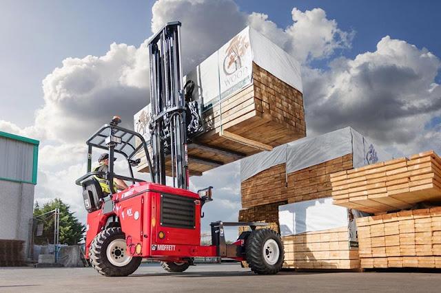 Used Moffett Forklift - Webriology