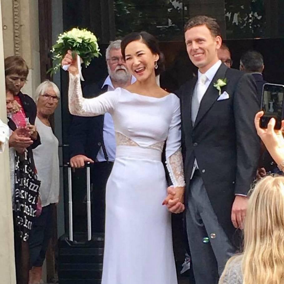 iben thranholm gift med