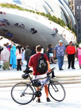 Chicago City Bike Trip