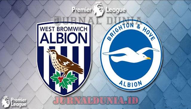 Prediksi West Bromwich Albion Vs Brighton Hove Albion