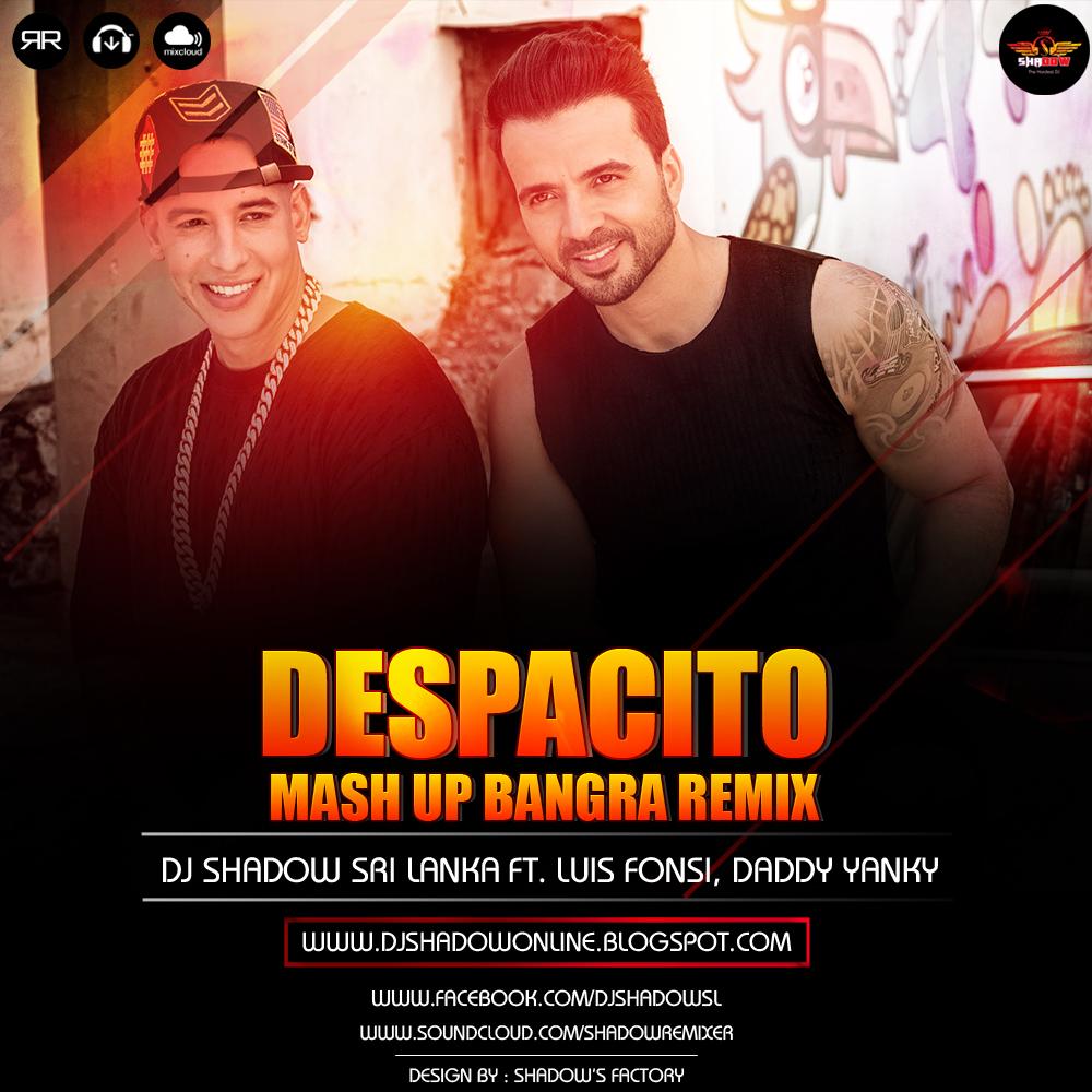 Despacito (Luis Fonsi Ft Daddy Yanky) Bangra Mash Up Remix