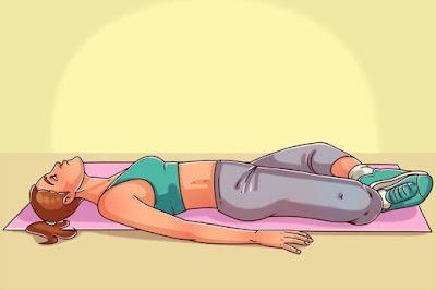 8 exercícios noturnos para ajudar você a dormir como um bebê