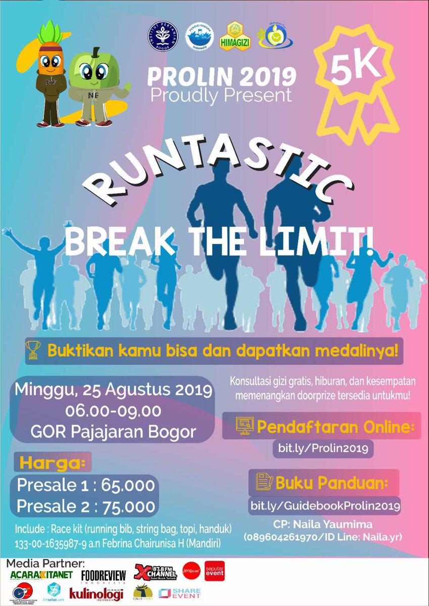 RUNtastic - Break The Limit • 2019