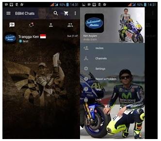 BBM Mod Valentino Rossi 46 - Based Offiicial V3.0.0.18