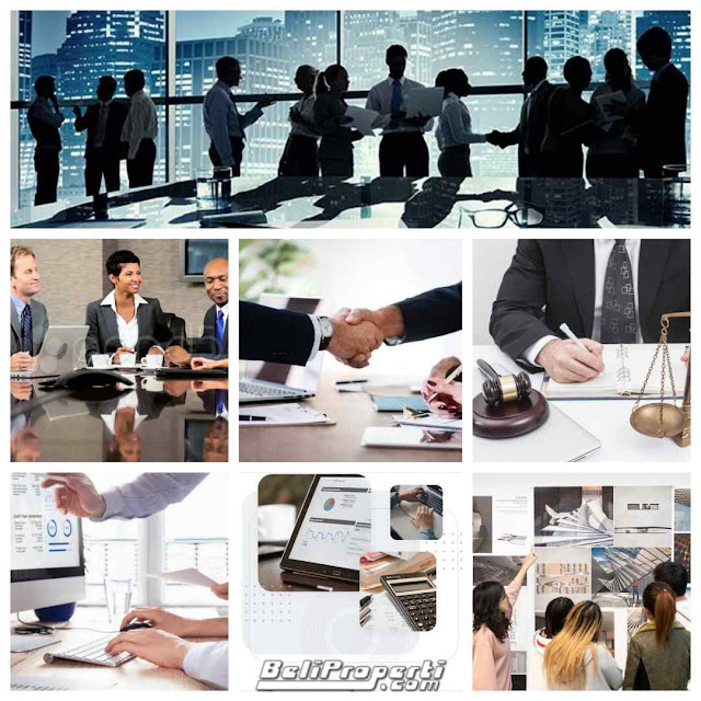 bisnis office space