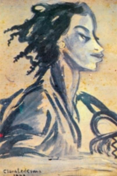 Autorretrato, 1946