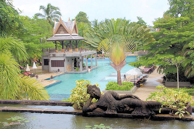 Mukdara Beach Hotel Khao Lak (C) JUREBU
