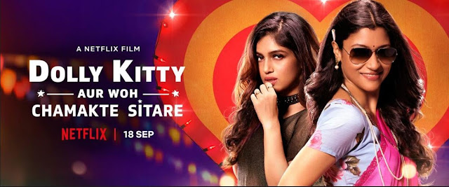 Dolly Kitty Aur Woh Chamakte Sitare-review