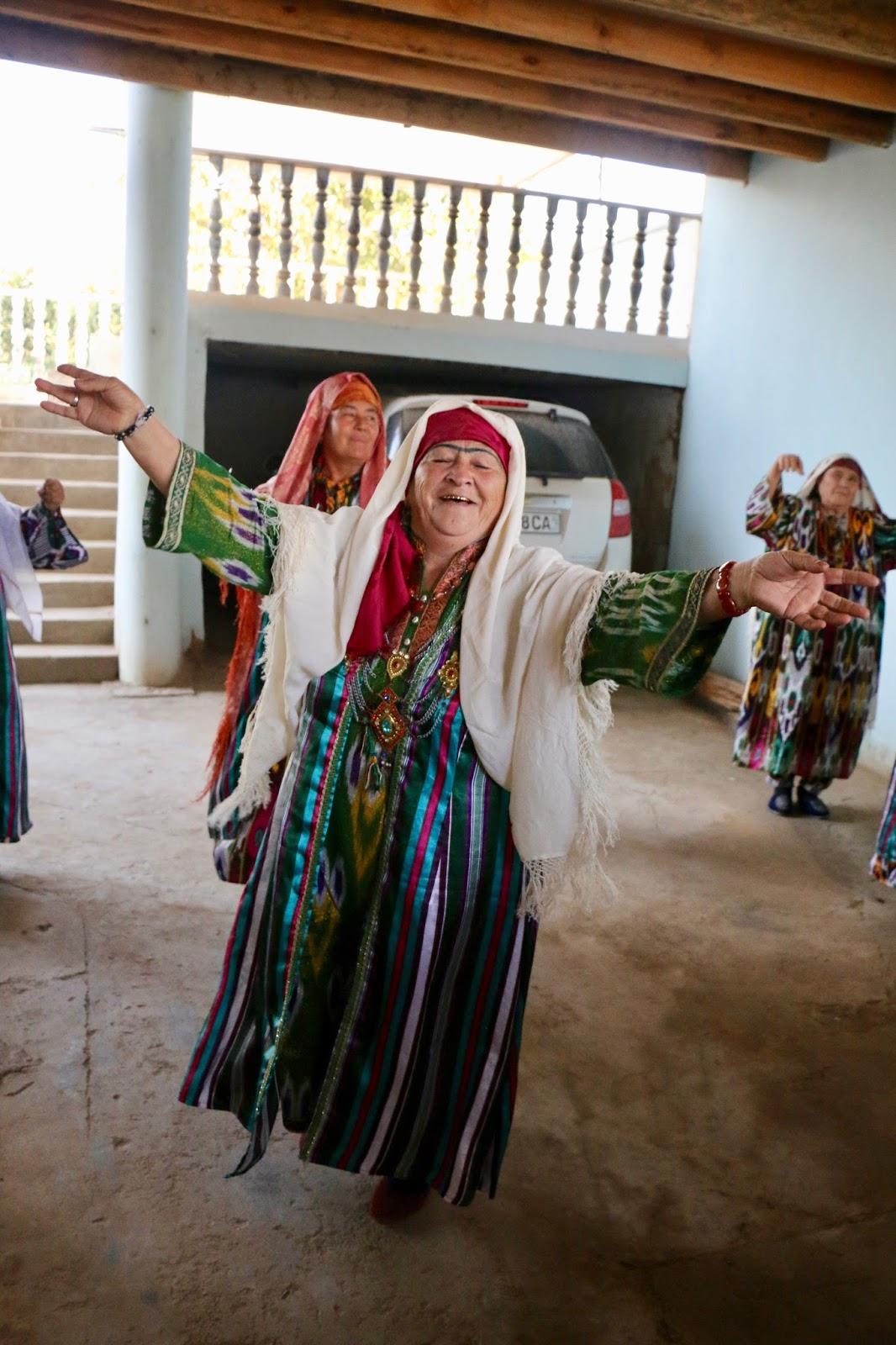 Uzbek mature