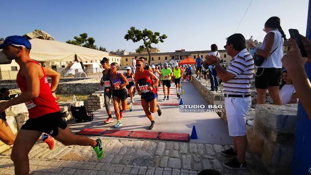 """Με δύσκολες θερμοκρασιακές συνθήκες πραγματοποιήθηκε στο Άργος ο """"5ος Δρόμος Αξιών"""" (ΒΊΝΤΕΟ"""