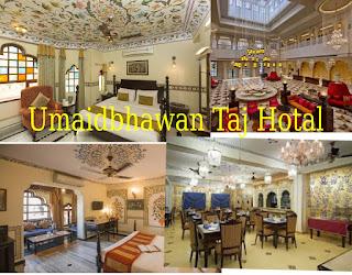 Taj Umaid Bhawan Hotal by saffer india
