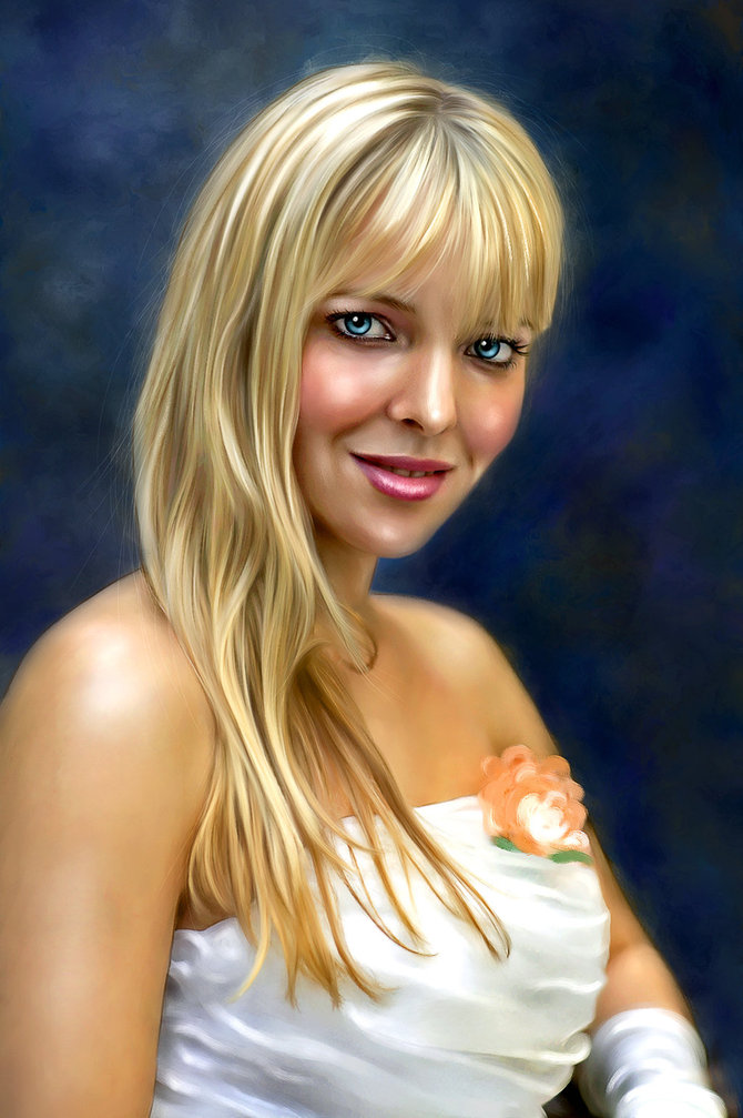 Digital Art By Odwin Rensen