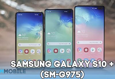 ROM Samsung Galaxy S10 + (SM-G975)