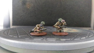 28mm Fallschirmjager Snipers
