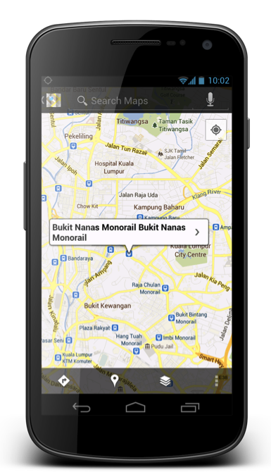 Google Lat Long: Traffic and Transit Come to Google Maps in
