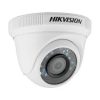 Hikvision DS-2CE56D0T-IRPF Indoor IR Turret Camera