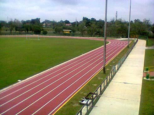 Jasa Pembuatan Running Track, Lapangan Olahraga Lari