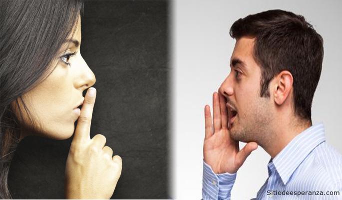 Hablar o callar