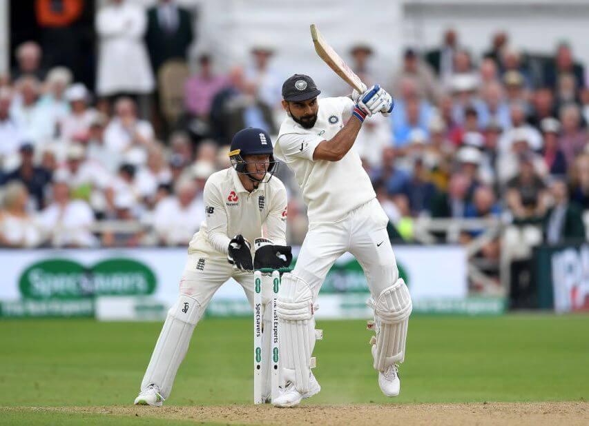 India Vs England, 3rd Test: Virat Kohli's Ton Takes Test Beyond England's Reach