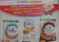 Logo Nestlè ti fa vincere 500 buoni spesa Conad da 100€! Anticipazione