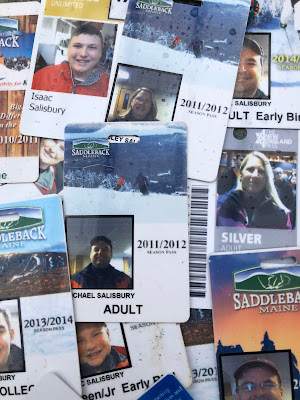 We have purchased many Maine ski area season passes over the years.