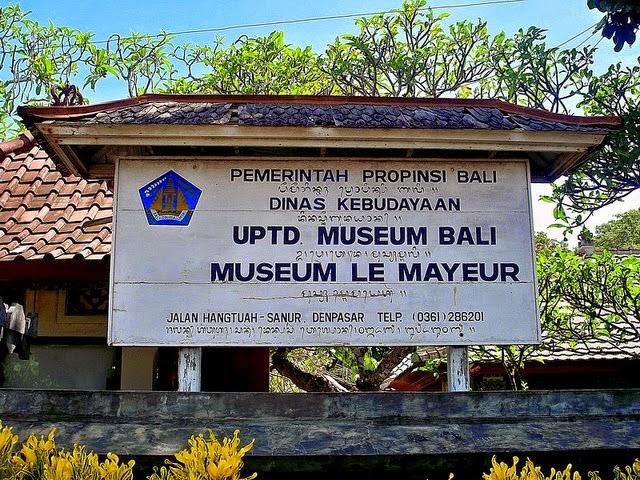 Le Mayeur Museum in Bali
