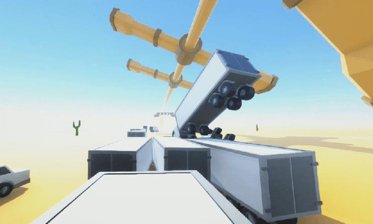 تحميل لعبة Cluster Truck مضغوطة برابط مباشر مجانا