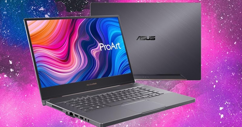 ProArt StudioBook 15 dan Pro 15: Laptop Profesional Ultra Portabel