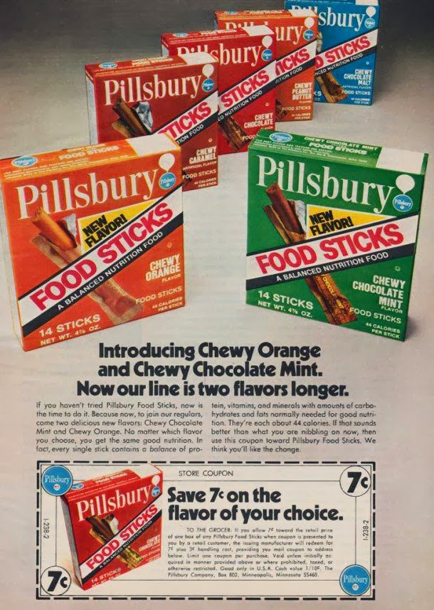 astronaut snacks from the 70s - photo #1