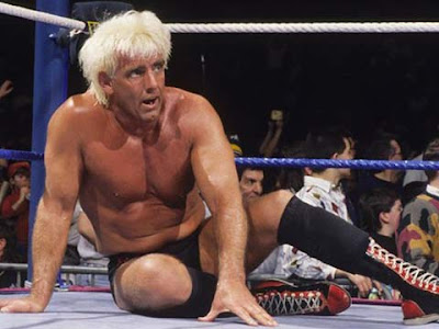 Ric Flair alla Royal Rumble WWF del 1992
