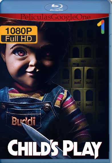 El Muñeco Diabólico (Child's Play) [2019] [2019] [1080p Web-Dl] [Latino-Inglés] [GoogleDrive]