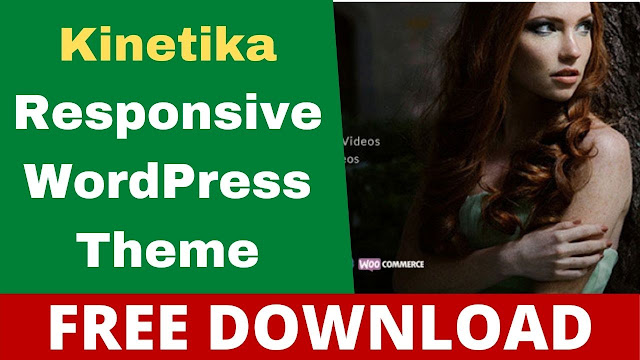 Kinetika – Fullscreen Photography Theme Free Download v.5.4