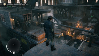Assassin's Creed Syndicate Third Person View
