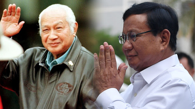 Prabowo Buat Pengakuan Mengejutkan soal Mundurya Soeharto
