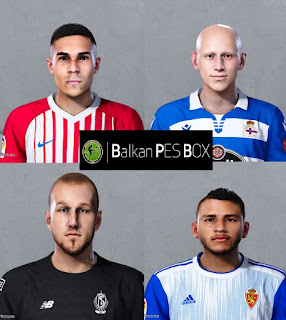 PES 2020 Facepack 1 by Rasovukadinovic
