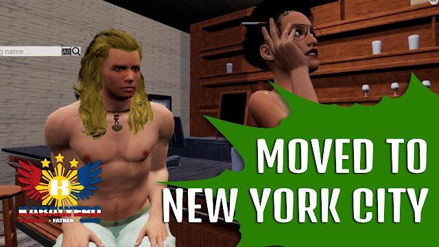 MOVED TO NEW YORK CITY - LifePlay Gameplay